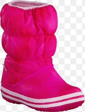 Magenta Shoe - Footwear Pink Boot Snow Boot Shoe PNG