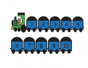 Train Ticket Template - Train Ticket Number Clip Art PNG