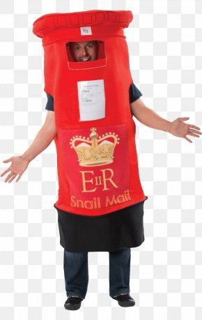 Costume Party - Costume Party Clothing Post Box PNG