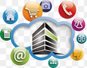 Cloud Server - Cloud Computing Cloud Storage Huawei Web Hosting Service PNG