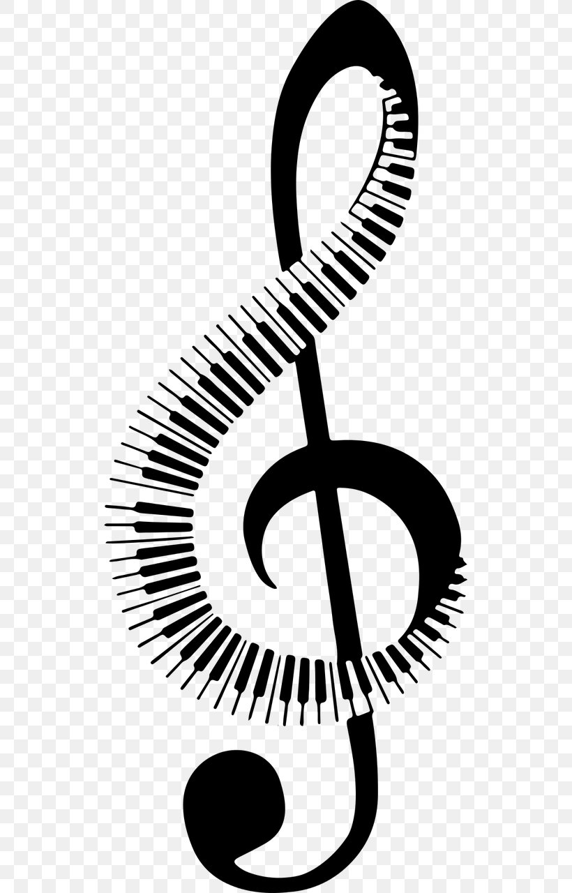 Musical Note Piano Keyboard Clip Art, PNG, 640x1280px, Watercolor, Cartoon, Flower, Frame, Heart Download Free