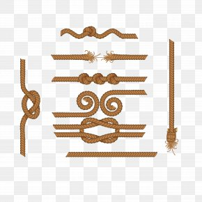 Rope - Rope Knot Stock Illustration Clip Art PNG