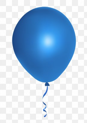 Balloons - Balloon Blue Stock Photography Clip Art PNG