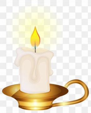Candles - Birthday Cake Candle Clip Art PNG