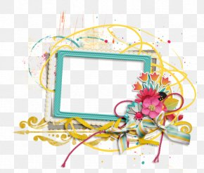Graduation Ceremony Digital Scrapbooking Clip Art - Picture Frames Scrapbooking Photography PNG