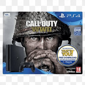 Gran Turismo - Call Of Duty: WWII Call Of Duty: Black Ops III Sony PlayStation 4 Slim That's You! PNG