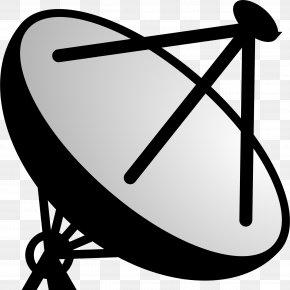 Antenna Free Download - Satellite Dish Clip Art PNG