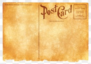 Vintage Postcard - Wedding Invitation Postcard Stock Photography Paper PNG