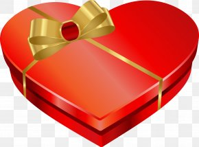 Gift - Computer Icons Download Valentine's Day Clip Art PNG