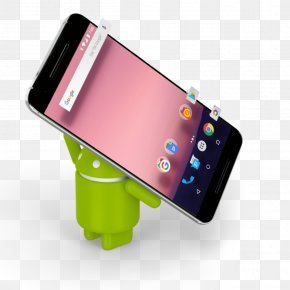Android - Google Nexus Android Nougat Patch Over-the-air Programming PNG