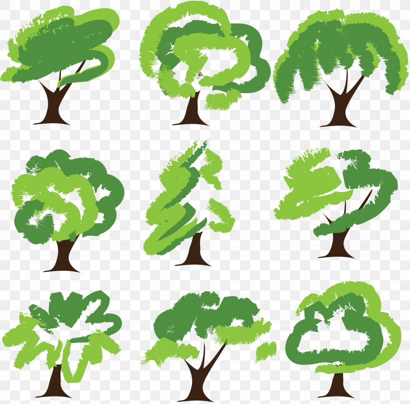 Orange Tree, PNG, 6472x6375px, Tree, Artwork, Branch, Drawing, Grass Download Free