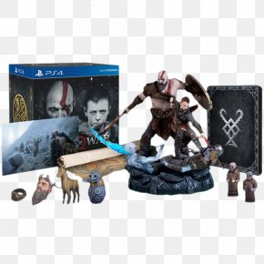 God Of War Ps4 - God Of War PlayStation 4 Video Games The Last Of Us Kratos PNG