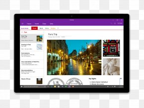 OneNote - Microsoft OneNote Evernote Microsoft Office PNG