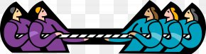 Competitors Vector - Net Force Clip Art Newton Motion PNG