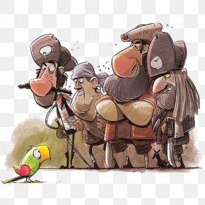 Pirate Illustration - Visual Arts Piracy Illustration PNG