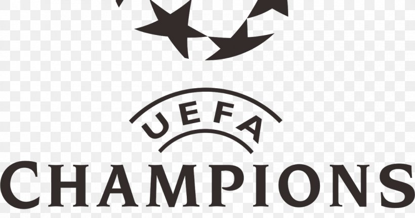 uefa champions league logo brand font line png 1200x630px uefa champions league area black and white uefa champions league logo brand font