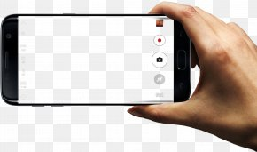 Mobile Phone Design - Android Smartphone Telephone Clip Art PNG