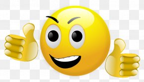 Smile Cliparts - Smiley Thumb Signal Emoticon Clip Art PNG