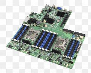 Intel - Intel Computer Hardware Motherboard Xeon Computer Servers PNG