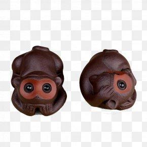 Monkey Set - Snout PNG