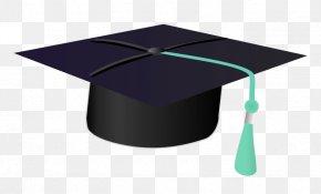 Hat - Graduation Ceremony Square Academic Cap Hat Clip Art PNG