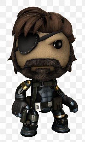 Metal Gear - Metal Gear Solid V: The Phantom Pain LittleBigPlanet 3 Metal Gear Solid V: Ground Zeroes PlayStation 4 PNG