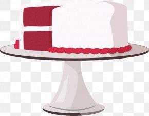 Piece Of Cake Clipart - Red Velvet Cake Cupcake Birthday Cake Clip Art PNG