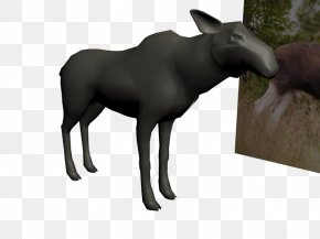 Goat - Cattle Goat Moose Pack Animal Wildlife PNG