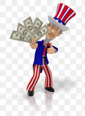 United States - Flag Of The United States Uncle Sam Tax PNG