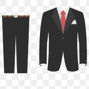 Men In Black Suits - Tuxedo Suit Wedding Dress PNG