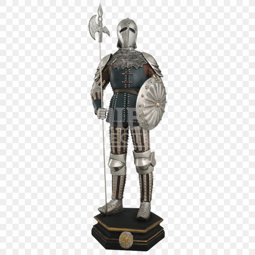 Middle Ages Statue Knight Figurine Sculpture, PNG, 850x850px, Middle Ages, Action Figure, Armour, Figurine, Helmet Download Free