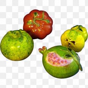Fruits & Vegetables - Vegetarian Cuisine Food Bell Pepper Frutta Martorana Accessory Fruit PNG