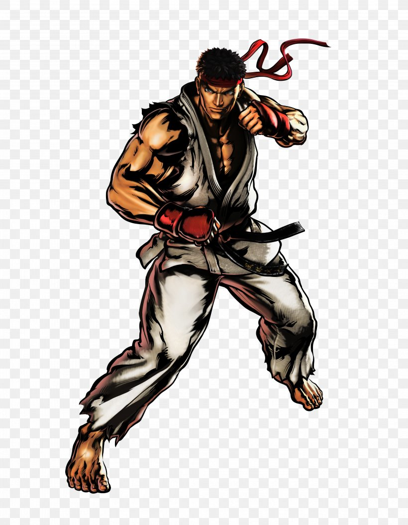 Ryu Street Fighter Ii The World Warrior Super Street