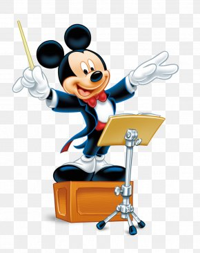 Mickey Mouse Clipart - Mickey Mouse March Minnie Mouse Goofy Donald Duck PNG