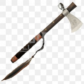 Pipe - Tomahawk Axe Tobacco Pipe Ceremonial Pipe Hatchet PNG