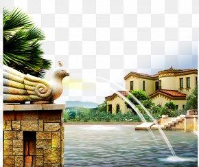 Real Estate Ads Element Villa Park - Villa Advertising Real Property PNG