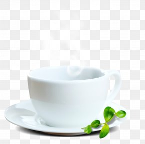White Coffee Cup - White Coffee Coffee Cup Cappuccino Espresso PNG