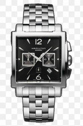 Watch - Fender Jazzmaster Hamilton Watch Company Chronograph Sapphire PNG