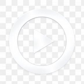 Symbol Blackandwhite - Play Icon PNG