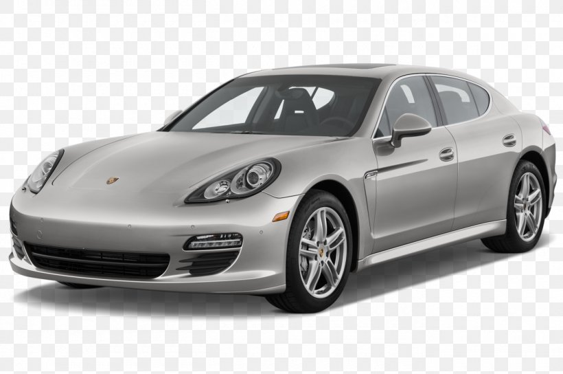 Porsche Panamera Car Luxury Vehicle 4 Door, PNG, 1360x903px