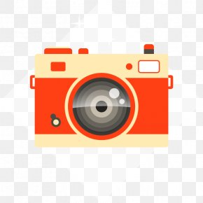 Vector Color Camera Design - Camera Photography Icon PNG