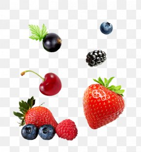 Strawberry - Strawberry Blackberry Drink Fruit PNG