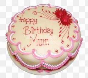 Birthday Cake - Birthday Cake Icing Chocolate Cake PNG