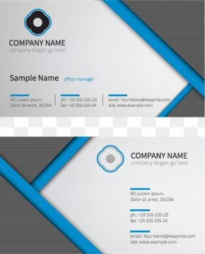 Business Card - Business Card Visiting Card Logo Printing PNG
