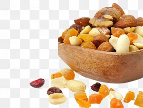 Juice Ginger Candy - Dried Fruit Mixed Nuts Trail Mix PNG