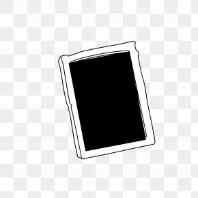 Student Dedicated Handheld Learning Machine - Multimedia Picture Frames Rectangle PNG