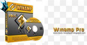 Pro Tools - Winamp Computer Software Media Player Product Key Computer Program PNG