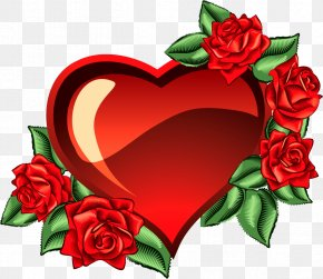 Coeur - Heart Love Valentine's Day Clip Art PNG