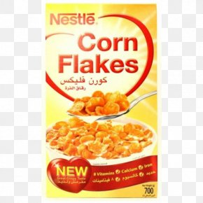Breakfast - Corn Flakes Breakfast Cereal Rice Cereal Junk Food PNG