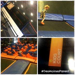 Trampoline - Des Moines Parent Sky Zone Trampoline Park Hilton Garden Inn Des Moines/Urbandale PNG